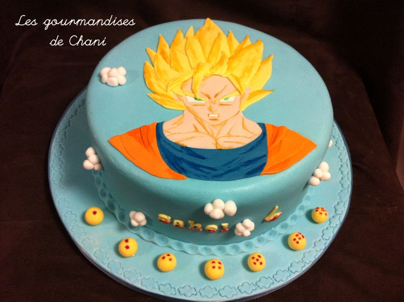 gateau-dragon-ball-z
