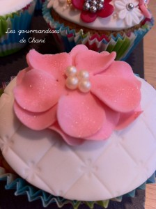 Cupcake fleuri 4