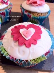 Cupcake fleuri 5