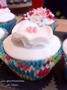 Cupcake fleuri 6