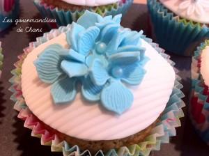 Cupcake fleuri 7