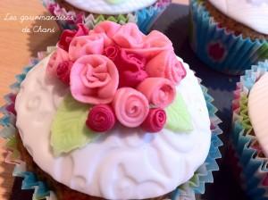 Cupcake fleuri 8