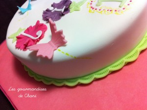 Gateau fleuri rose violet anis et turquoise 1_6